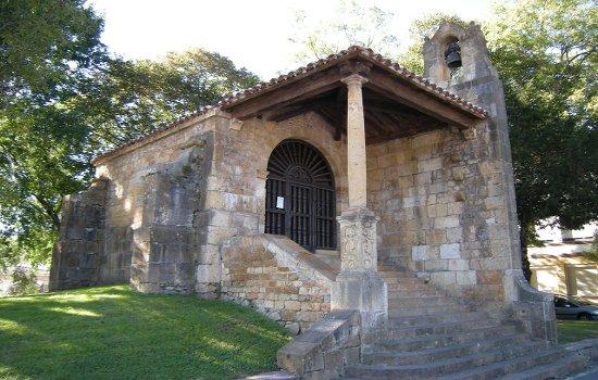capilla de santa cruz - cangas de onis - riosella.net