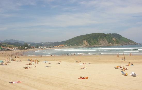 playa de ribadesella - entorno de cangas de onis - riosella.net