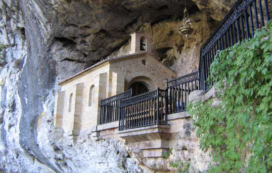 santa cueva de covadonga - riosella.net